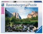 Yosemite Valley Jigsaw Puzzles;Adult Puzzles - Ravensburger