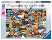Road Trip USA Jigsaw Puzzles;Adult Puzzles - Ravensburger