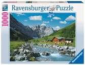Karwendelgebirge, Österreich Puzzle;Erwachsenenpuzzle - Ravensburger