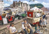 Happy Days Sidmouth, 1000pc Puzzles;Adult Puzzles - Ravensburger