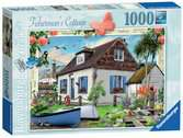 The Fisherman s Cottage, 1000pc Puzzles;Adult Puzzles - Ravensburger