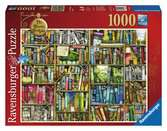 The Bizarre Bookshop, 1000pc Puzzles;Adult Puzzles - Ravensburger