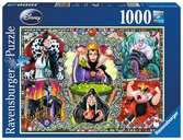 Disney Wicked Women, 1000pc Puzzles;Adult Puzzles - Ravensburger