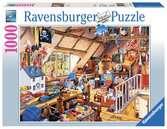 Grandma s Attic Jigsaw Puzzles;Adult Puzzles - Ravensburger