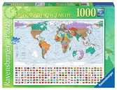 Portrait of the Earth, 1000pc Puzzles;Adult Puzzles - Ravensburger