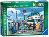 Happy Days - Blackpool, 1000pc Puzzles;Adult Puzzles - Ravensburger
