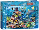 Jewels of the Sea, 1000pc Puzzles;Adult Puzzles - Ravensburger