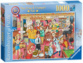 Best of British – The Frog & Trumpet Pub, 1000pc Puzzles;Adult Puzzles - Ravensburger