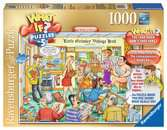 WHAT IF? No 5 – The Village Hall, 1000pc Puzzles;Adult Puzzles - Ravensburger