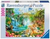 Tijgergrot Puzzels;Puzzels voor volwassenen - Ravensburger