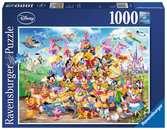 Disney Optocht Puzzels;Puzzels voor volwassenen - Ravensburger