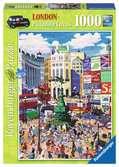 Chris Rogers – Piccadilly, 1000pc Puzzles;Adult Puzzles - Ravensburger