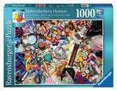 Perplexing Puzzles – Haberdashery Heaven, 1000pc Puzzles;Adult Puzzles - Ravensburger