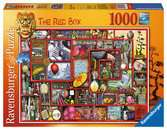 The Red Box, 1000pc Puzzles;Adult Puzzles - Ravensburger
