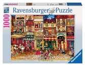 FRANCUSKA ULICA 1000 EL Puzzle;Puzzle dla dorosłych - Ravensburger