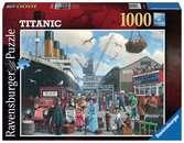 Première croisière du Titanic Puzzle;Puzzle adulte - Ravensburger