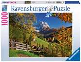 Mountains in Autumn Jigsaw Puzzles;Adult Puzzles - Ravensburger