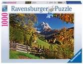 Monte Pelmo, Venetien, Italien Puzzle;Erwachsenenpuzzle - Ravensburger
