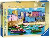 Happy Days - Tenby, 1000pc Puzzles;Adult Puzzles - Ravensburger