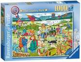 Best of British - The Country Park, 1000pc Puzzles;Adult Puzzles - Ravensburger