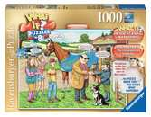 WHAT IF? The Racehorse, 1000pc Puzzles;Adult Puzzles - Ravensburger