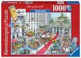 Fleroux - Rio de Janeiro, cities of the world Puzzels;Puzzels voor volwassenen - Ravensburger