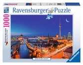 BERLIN NOCĄ 1000EL Puzzle;Puzzle dla dorosłych - Ravensburger