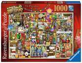 Colin Thompson - The Christmas Cupboard Puzzle;Puzzle da Adulti - Ravensburger
