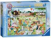 Best of British - The Cricket Match, 1000pc Puzzles;Adult Puzzles - Ravensburger
