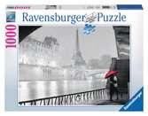 Paris   1000 pc Puslespil;Puslespil for voksne - Ravensburger