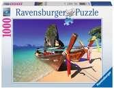 Phra Nang Beach, Thailand Jigsaw Puzzles;Adult Puzzles - Ravensburger