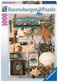 Puzzle 1000 p - Souvenirs de mer Puzzle;Puzzle adulte - Ravensburger