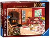 The Afternoon Visitor, 1000pc Puzzles;Adult Puzzles - Ravensburger