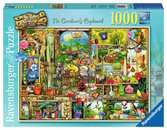 Colin Thompson - The gardener´s cupboard Puzzles;Puzzle Adultos - Ravensburger