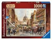 St Paul s & Ludgate Hill, 1000pc Puzzles;Adult Puzzles - Ravensburger