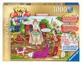 WHAT IF? No.11 Elizabeth & Raleigh, 1000pc Puzzles;Adult Puzzles - Ravensburger