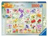 Vintage Flora 1000pc Puzzles;Adult Puzzles - Ravensburger