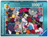 Perplexing Crafty Yarns 1000pc Puzzles;Adult Puzzles - Ravensburger