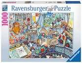 Toys, Toys, Toys Jigsaw Puzzles;Adult Puzzles - Ravensburger