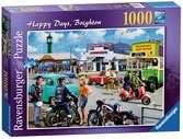 Happy Days - Brighton, 1000pc Puzzles;Adult Puzzles - Ravensburger