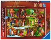 Heroes & Heroines, 1000pc Puzzles;Adult Puzzles - Ravensburger