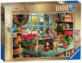 Is he watching, 1000pc Puzzles;Adult Puzzles - Ravensburger