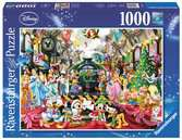 Disney Christmas, 1000pc Puzzles;Adult Puzzles - Ravensburger
