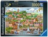 Metropolis, 1000pc Puzzles;Adult Puzzles - Ravensburger