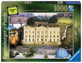 Chatsworth House, 1000pc Puzzles;Adult Puzzles - Ravensburger