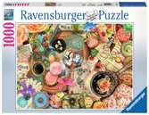 Vintage Collage Jigsaw Puzzles;Adult Puzzles - Ravensburger