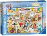 Best of British - The Supermarket, 1000pc Puzzles;Adult Puzzles - Ravensburger