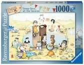 Vintage No.2, The Caravan, 1000pc Puzzles;Adult Puzzles - Ravensburger