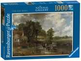 The National Gallery - Constable, The Haywain, 1000pc Puzzles;Adult Puzzles - Ravensburger