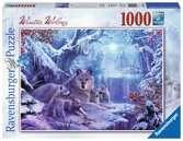 Winter Wolves, 1000pc Puzzles;Adult Puzzles - Ravensburger